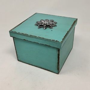 Hobby Lobby rustic decorative box